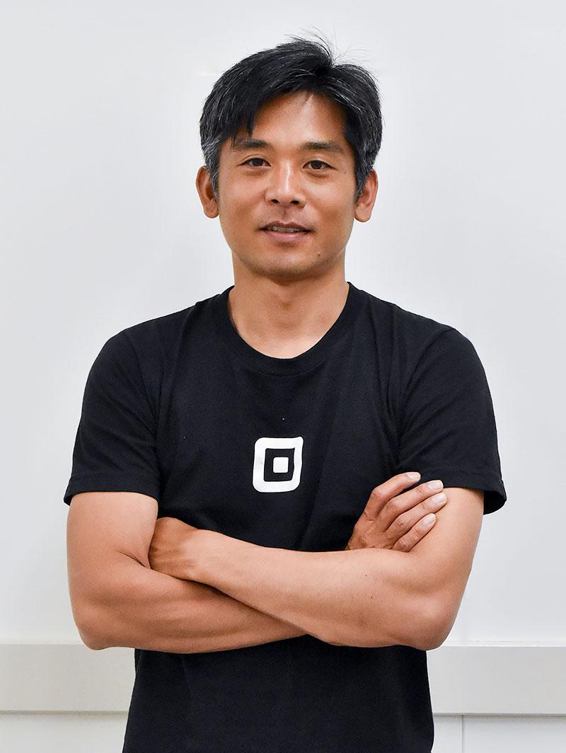 Hiroyuki Doi 顔写真
