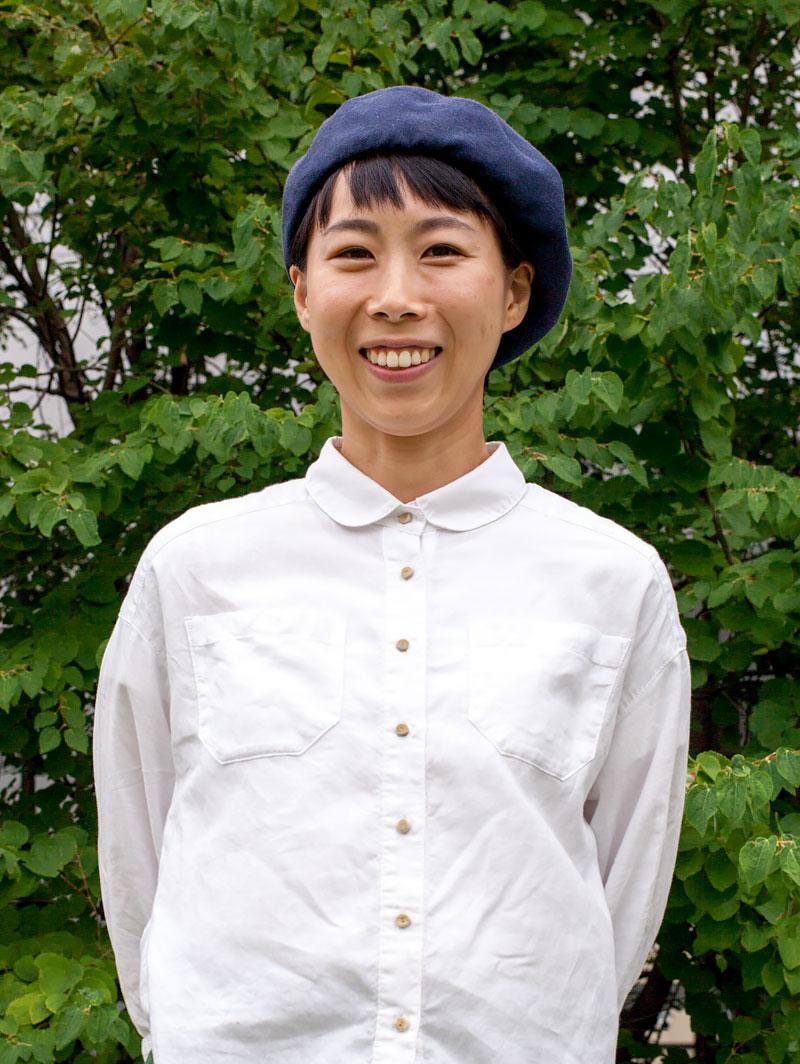 Kyoko Hatayama 顔写真