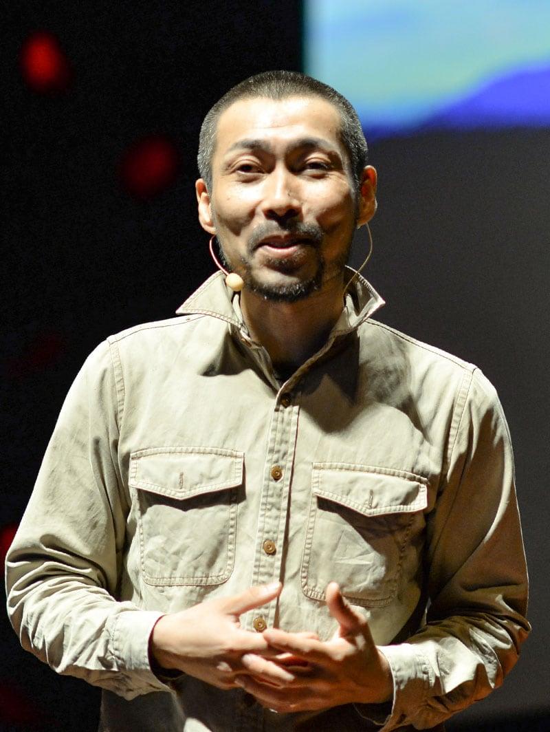 Photo: Takeshi Maeda