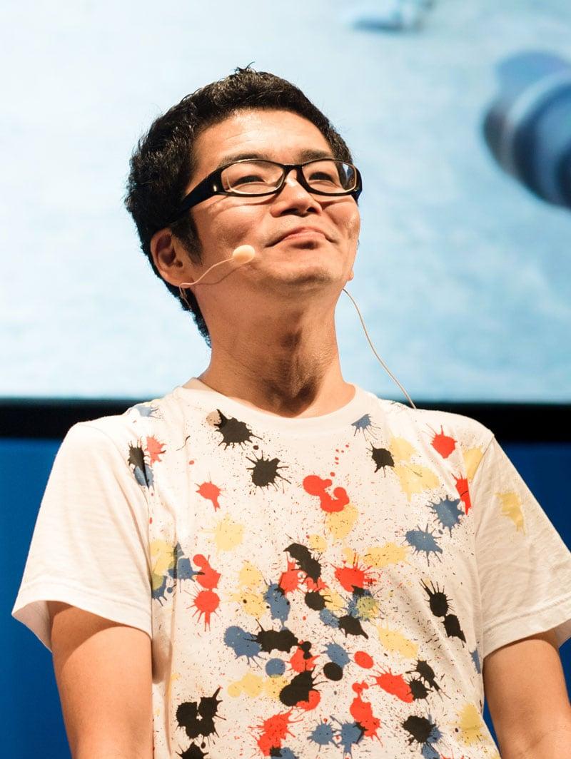 Photo: Masahiko Sugiyama