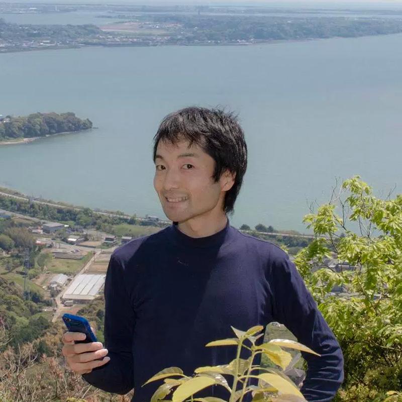 Satoru Shoji 顔写真
