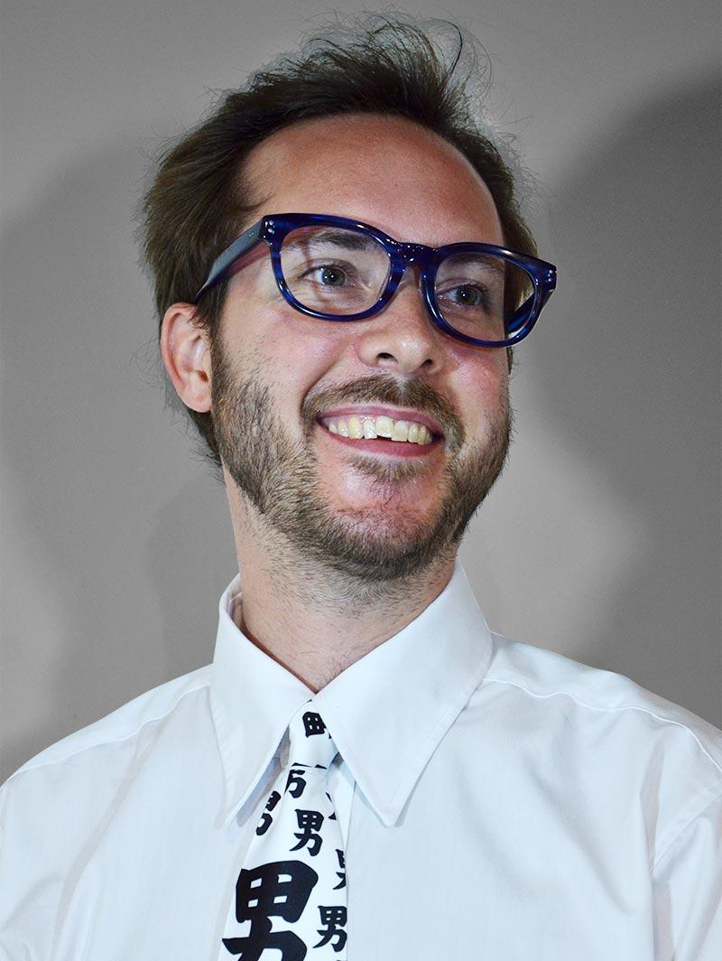Bret Mayer 顔写真