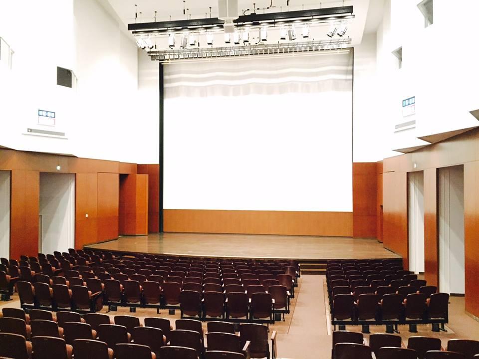 写真:静岡文化芸術大学 講堂