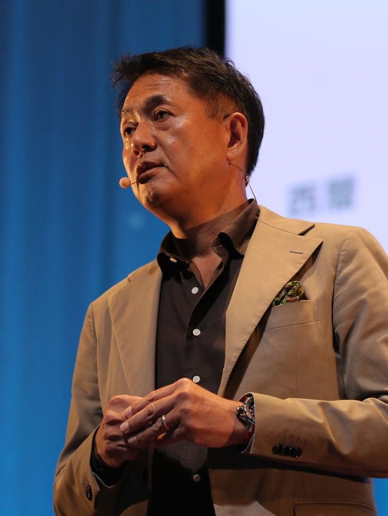 José. 川島良彰 顔写真