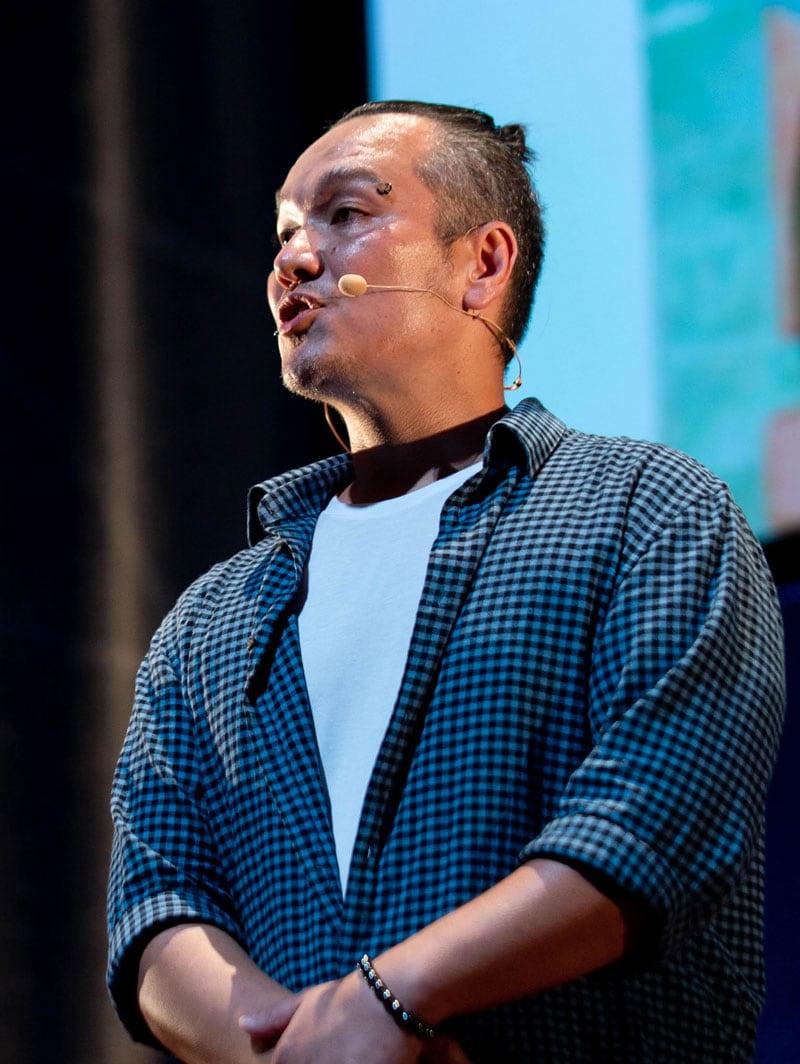 ジュニオール・マエダ 顔写真